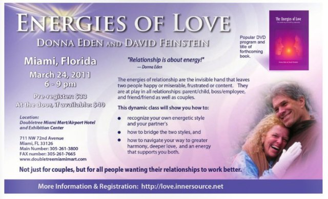 Energies of Love