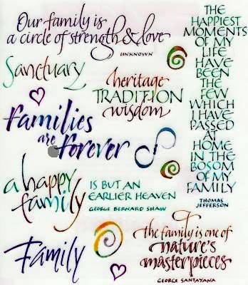 Hug your family today….♥ | susies♥heartpathblog