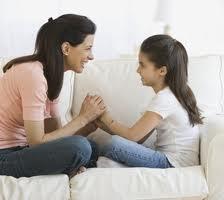 parent-child talking