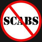 NO SCABS