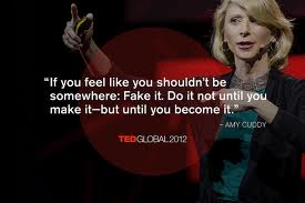 amy cuddy - fake it