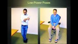power poses - low