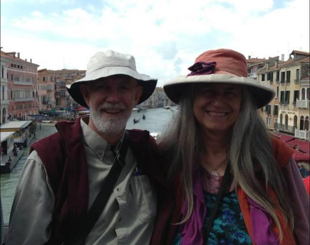 Susie & Sh Venice