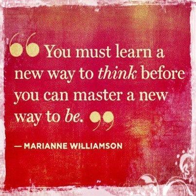 Marianne W - think