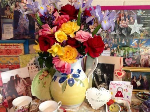 WFH-flowers